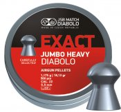 JSB Exact Jumbo Heavy 5,52mm 500st