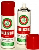 Ballistol Vapenolja spray 50ml