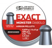 JSB Exact Monster Redesigned 4,52mm
