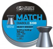 JSB Match S100 4,5mm 500st