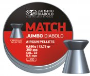 JSB Match Jumbo 5,50mm