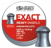 JSB Exact Heavy 4,52mm
