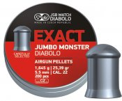 JSB Exact Jumbo Monster 5,52mm
