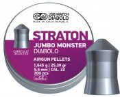 JSB Straton Jumbo Monster, 5,5mm - 1,645g