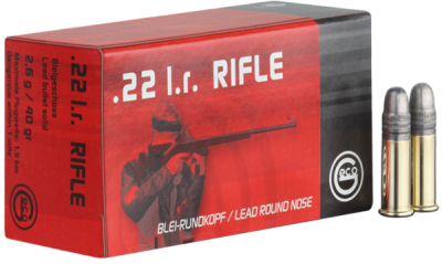 Geco Rifle .22lr. 50st