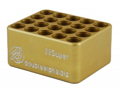 DAA Golden 20-pocket Gauge 9mm