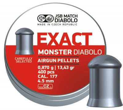 JSB Exact Monster 4,52mm