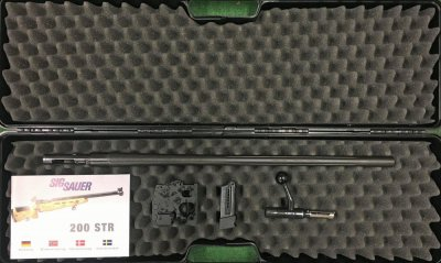 Sauer 200STR växelsats recruit 22lr.